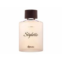 Perfume Boticario Styletto 100ml Luxo