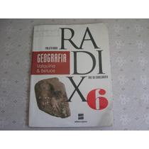Projeto Radix -geografia - 6º Ano- Ed. Scipione