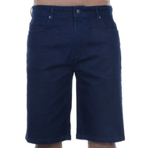 Bermuda Masculina Quiksilver Jeans Artor Blue