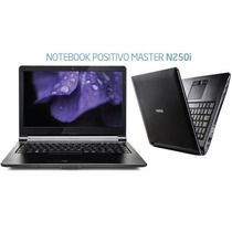 Notebook N250i Intel I3 4gb Hd 500gb Top Original Hdmi Novo
