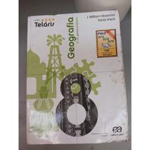 Livro: Geografia E Matemática 8°ano - Projeto Telaris.