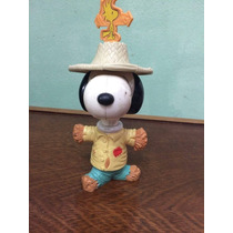 Snoopy Boneco Colecionável Mcdonalds 2000