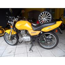 Suzuki Yes 125 ....imapecavel