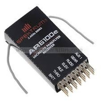 Receptor Spektrum Ar6100e Dsm2 Dx5e,dx6i Dx7 Dx8 + Bind Plug