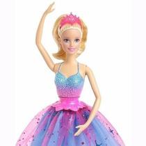 Barbie Bailarina Piruetas - Mattel