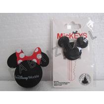 Minie Enfeite Antena E Capa Chaves Mickey - Original