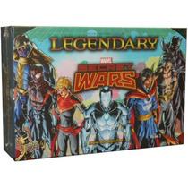 Secret Wars - Expansão Jogo Imp. Legendary Marvel Upper Deck