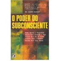 Livro O Poder Do Subconsciente Dr Joseph Murphy Editora Reco