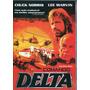 Dvd - Comando Delta - Chuck Norris - Lee Marvin