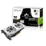 Placa De Vídeo Galax Gtx 1060 Exoc 6gb Branca Teclab