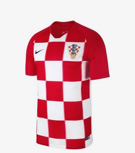 Camiseta Seleção Da Croácia Copa 2018 - Oficial. R  150 fa431b99ecd5a