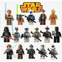 Super Pac Star Wars Compativel Lego Pronta Intrega Brinquedo