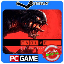 Evolve Digital Deluxe Steam Cd-key Global