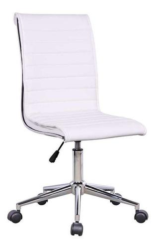 Cadeira De Escritório Secretária Giratória Marilyn Plus B...