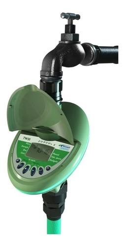 Aspersor Automático Temporizador Digital Timer Amanco