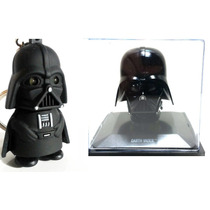 Darth Vader 02 Pcs Chaveiro + Capacete Star Wars
