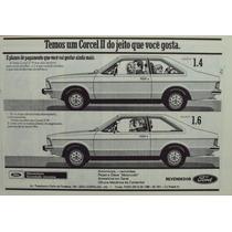 Byf23 Lote De Peças De Ford Corcel 2 1979