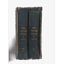 Livro - Novo Tratado Médico Da Família 2 Volumes