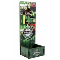 Abridor De Garrafas Parede Em Mdf Cerveja Heineken - Luxo
