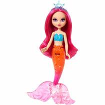 Boneca Barbie Fairy - Mini Sereias - Sereia Vermelha Mattel