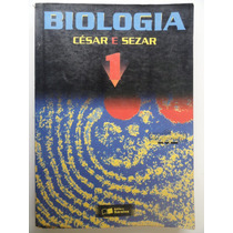 Biologia Ensino Médio César Sezar Vol1 - Livro Do Professor