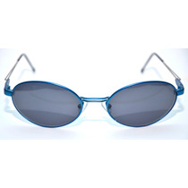 Óculos De Sol - Metal - Marca Benetton - Original