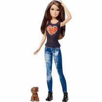 Barbie - Irmãs Com Pet - Skipper - Mattel Promoção!!!
