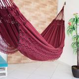 Redes De Dormir Casal Jeans Life - Compre 3 Ganhe Frete Grát