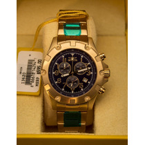 Invicta Specialty 13620 Gold Tone Chronograph