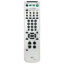 Controle Para Dvd Mxt Sony.