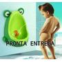 Mictório Penico Portátil Bebê Infantilsapinho(verde)