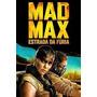 Dvd: Mad Max A Estrada Da Fúria - Grátis Placa De Metal Orig