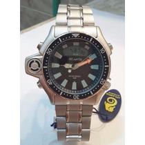 Relógio Atlantis Original Aqualand Modelo Ctz Jp2000