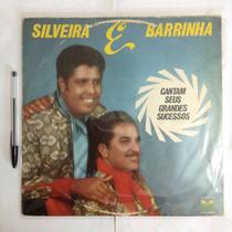 Lp Silveira E Barrinha Cantam Seus Grandes Copacabana (raro)