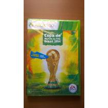 Copa Do Mundo Da Fifa 2014 Xbox 360 (em Português) Lacrado!!