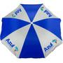 Guarda Sol Personalizado Logo Empresa Praia Propaganda