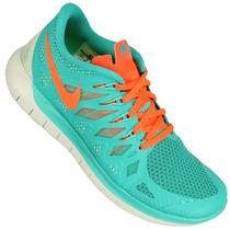 Tênis Nike Free 5.0 New 2015 Original Garantia Nfe Freecs