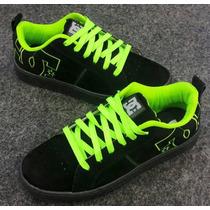 Tênis Dc Shoes - Frete Grátis Via Motoboy