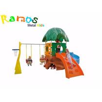 Playground, Casa Na Arvore - Xalingo Parque, Infantil