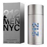 Perfume 212 Masculino Edt 200ml - 100% Original + Brinde