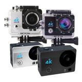 Action Cam Câmera Sports Ultra Hd Wi-fi 4k Tela Lcd