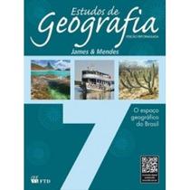 Livro-estudos De Geografia(james E Mendes) 7 Ano