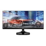 Monitor Lg Led 25'' Full Hd Ips Ultra Wide Preto 25um58-p