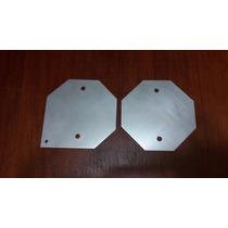 Aço Inox 316l 15 Cm X 15 Cm X 1mm Gerador Hidrogênio Hho