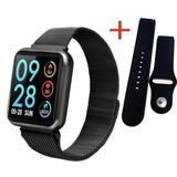 Relógio Smart Watch Oled Pro/ P70 C/ Duas Pulseiras