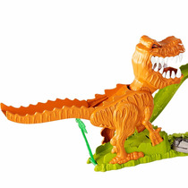 Hot Wheels Pista Ataque Do T-rex Mattel