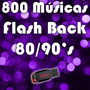 800 Músicas Flash Dance Anos 80/90 | Pendrive 8 Gb Sandisk