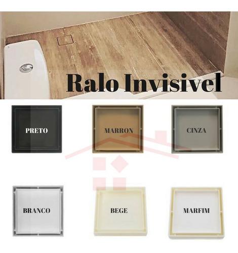 Ralo Invisivel Oculto Promoção 6 Cores Entrega Imediata Up