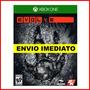 Evolve - Xbox One Xone - Leg Português Ptbr - Envio Na Hora