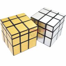 Cubo Mágico Profissional 3x3x3 Shengshou Mirror Block
